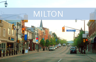 Communities - Milton