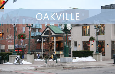 Communities - Oakville